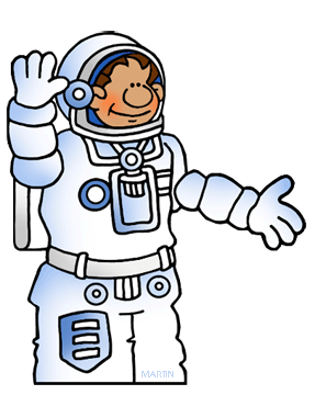 free astronauts clip art by phillip martin rh space phillipmartin info